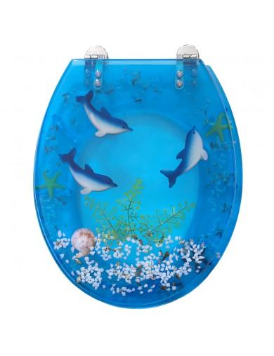 Κάλυμμα Δελφίνια Διακοσμητικό