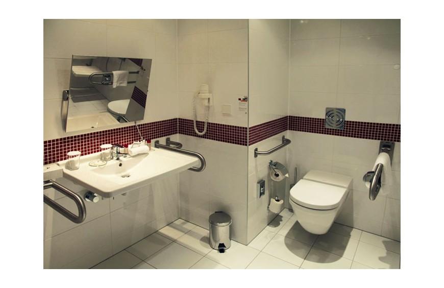 Μπάνιο ΑμΕΑ, άνεση και εργονομία στο μπάνιο
